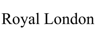 mark for ROYAL LONDON, trademark #85820619