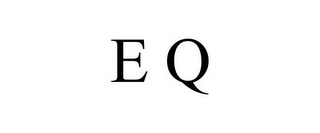 mark for E Q, trademark #85820731