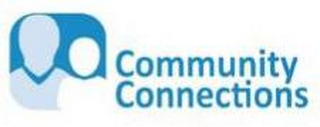 mark for COMMUNITY CONNECTIONS, trademark #85820784