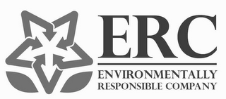mark for ERC ENVIRONMENTALLY RESPONSIBLE COMPANY, trademark #85820988