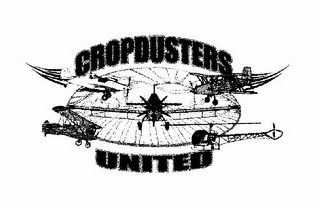 mark for CROPDUSTERS UNITED, trademark #85821097