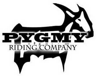 mark for PYGMY RIDING COMPANY, trademark #85821443