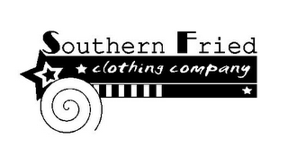 mark for SOUTHERN FRIED CLOTHING COMPANY, trademark #85821740