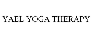 mark for YAEL YOGA THERAPY, trademark #85821770