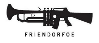 mark for FRIENDORFOE, trademark #85821998