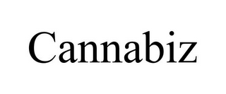 mark for CANNABIZ, trademark #85822415
