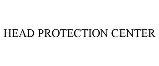 mark for HEAD PROTECTION CENTER, trademark #85823069