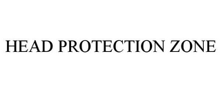mark for HEAD PROTECTION ZONE, trademark #85823070