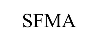mark for SFMA, trademark #85823230