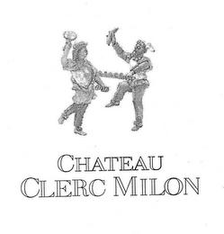 mark for CHATEAU CLERC MILON, trademark #85823328