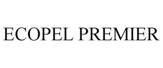 mark for ECOPEL PREMIER, trademark #85823558