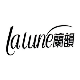 mark for LALUNE, trademark #85823604