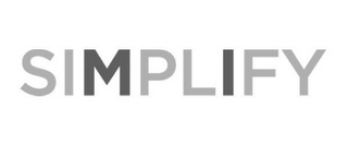 mark for SIMPLIFY, trademark #85823872