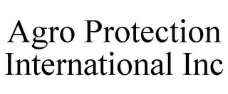 mark for AGRO PROTECTION INTERNATIONAL INC, trademark #85823905