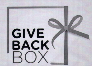 mark for GIVE BACK BOX, trademark #85823928