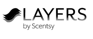 mark for LAYERS BY SCENTSY, trademark #85823969