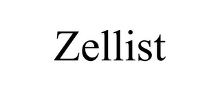 mark for ZELLIST, trademark #85824028