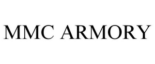 mark for MMC ARMORY, trademark #85824641