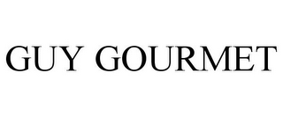 mark for GUY GOURMET, trademark #85824681