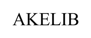 mark for AKELIB, trademark #85824728