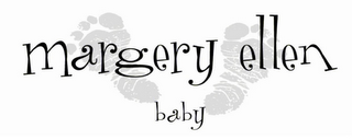 mark for MARGERY ELLEN BABY, trademark #85824756