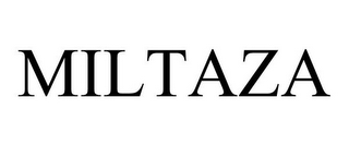mark for MILTAZA, trademark #85824841
