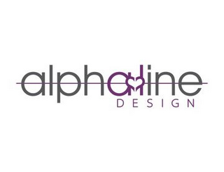 mark for ALPHALINE DESIGN, trademark #85824907