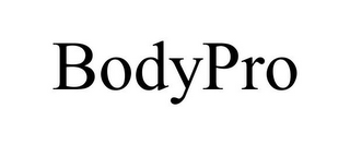 mark for BODYPRO, trademark #85824994