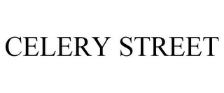 mark for CELERY STREET, trademark #85825009