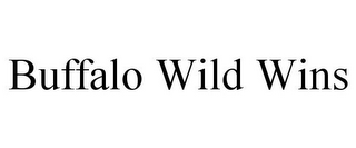 mark for BUFFALO WILD WINS, trademark #85825093