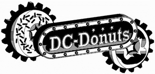mark for DC-DONUTS, trademark #85825161