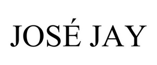 mark for JOSÉ JAY, trademark #85826126