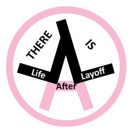 mark for THERE IS LIFE AFTER LAYOFF A LL A, trademark #85826265