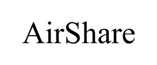 mark for AIRSHARE, trademark #85826554