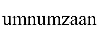 mark for UMNUMZAAN, trademark #85826712