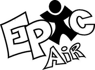 mark for EPIC AIR, trademark #85826744
