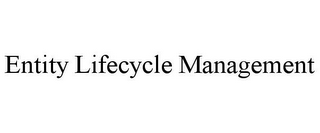 mark for ENTITY LIFECYCLE MANAGEMENT, trademark #85827116