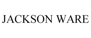 mark for JACKSON WARE, trademark #85827121