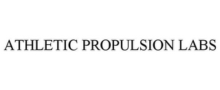 mark for ATHLETIC PROPULSION LABS, trademark #85827477