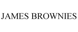 mark for JAMES BROWNIES, trademark #85827550