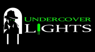 mark for UNDERCOVER LIGHTS, trademark #85827579