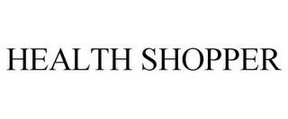 mark for HEALTH SHOPPER, trademark #85827709