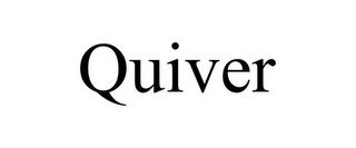 mark for QUIVER, trademark #85827805