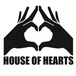 mark for HOUSE OF HEARTS, trademark #85827863