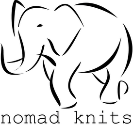 mark for NOMAD KNITS, trademark #85828530