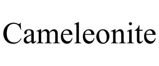 mark for CAMELEONITE, trademark #85828926