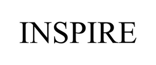 mark for INSPIRE, trademark #85829315