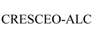 mark for CRESCEO-ALC, trademark #85829422