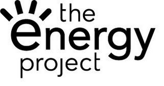 mark for THE ENERGY PROJECT, trademark #85829968