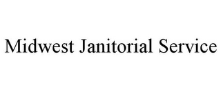 mark for MIDWEST JANITORIAL SERVICE, trademark #85830029